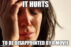 It hurts