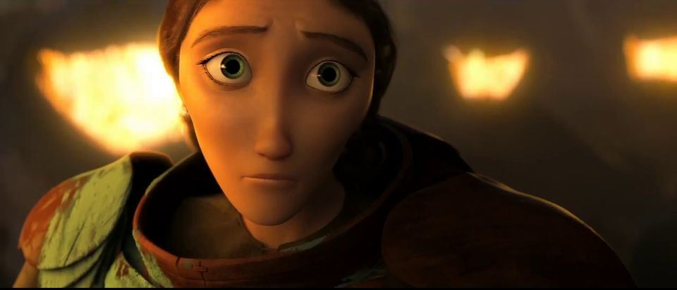 It's disappointing to see how a strong character like Valka has turned out useless.