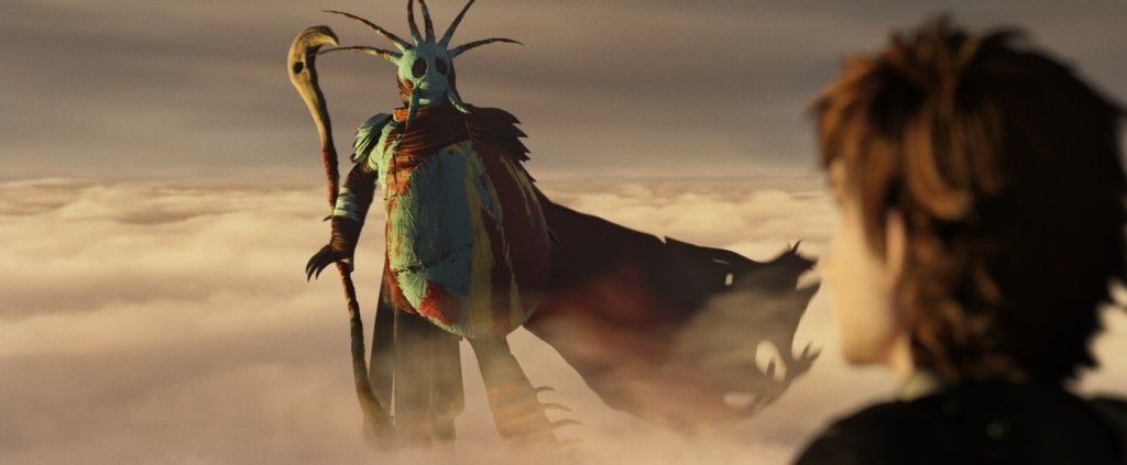 Valka's cool entrance. Photo credit: stulovesfilm.com